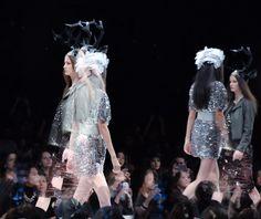 Kerenyi Virag • FashionArt • Photo by Linda Fodor