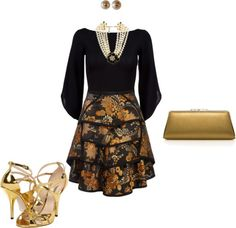 """""""Untitled #1209"""" by sarahthesloth on Polyvore"""