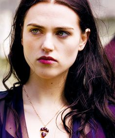 Katie McGrath as The Lady Morgana