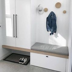 IKEA Besta hacks Interior styling The Little Design Corner Interior Styling, Interior Design, Ikea Interior, Interior Livingroom, Hallway Storage, Ikea Storage, Wall Storage, Storage Ideas, Bench Storage