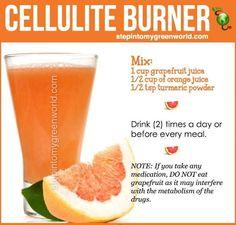 Cellulite burner