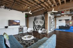 Adobe's Newly Renovated Office In San Francisco - DesignTAXI.com