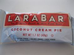 Larabar's - Whole30 approved, just no chocolate chips or pnut butter in the ingredients