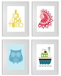 Cute prints from Ubabub