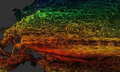 Nasa's animators at the Goddard Space centre produce beautiful data-based visualisations that tell you something about the universe.