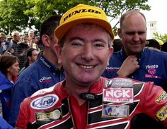 Joey Dunlop the legend