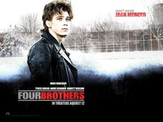 Garret as Jack Mercer in the movie Four Brothers
