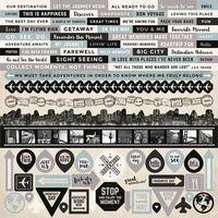 - Kaisercraft 'Just Landed' Sticker Sheet Travel/Vacation/Holiday Kaiser & Garden Printable Tags, Printables, General Crafts, Best Day Ever, Craft Items, Scrapbook Paper, Scrapbooking Ideas, Junk Journal, Cardmaking