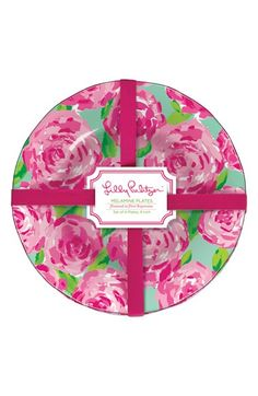 Lilly Pulitzer® Plates (Set of 4) available at #Nordstrom
