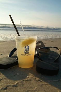 The Ritz Carlton, beach side..... :) I'd like to hop a plane to somewhere tropical this weekend! anyone else?