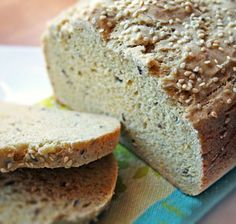 Gluten-Free Goddess® Recipes: Gluten-Free Multi-Grain Sandwich Bread
