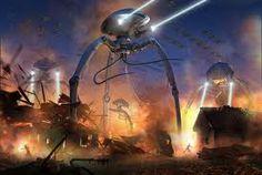 29 Best Alien Invasion Science Fiction Books - The Best Sci Fi Books Best Sci Fi Books, Aliens Funny, Alien Invasion, Aliens And Ufos, Alien Worlds, Science Fiction Books, Stephen Hawking, Sci Fi Art, The Martian