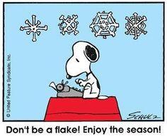 Enjoy the season!