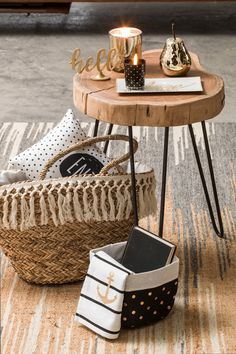 Picnic, Basket, Minimalist, Timber Wood, Homes, Dekoration, Picnics