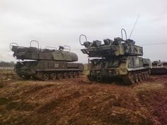 Ukraine@war: BUK photos found of 53rd Russian Air Defense brigade with number 3xx