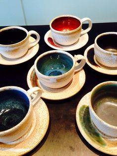 Cups & Saucers 2015