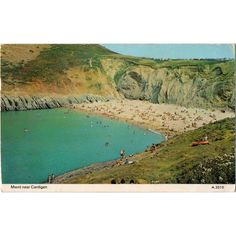 1978 Dennis Postcard Mwnt near Cardigan Listing in the Cardiganshire,Wales,UK,Topographical,Postcards,Collectables Category on eBid United Kingdom | 169834716