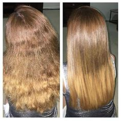 Love seeing the beautiful results achieved using Silk Oil of Morocco products. www.silkoilofmorocco.com #silkoilofmorocco #silksteamstyler