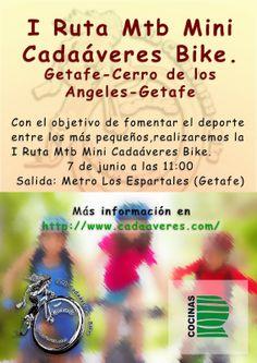 Mtb Cadaáveres - Bike : I Ruta Mtb Mini Cadaáveres Bike