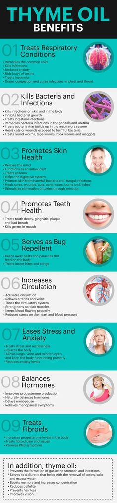 Thyme Oil Gets Rid of Infections + Balances Hormones - Eczema Treatment Thyme Oil Benefits, Calendula Benefits, Matcha Benefits, Tomato Nutrition, Teeth Health, Stomach Ulcers, Iron Rich Foods, Fungal Infection, Insect Bites