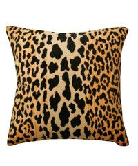Leopard Throw Pillow - highstreetmarket.com