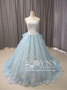 *。°*幸せを呼ぶカラードレス*。°*|オーダーウエディングドレスショップ YNS WEDDING のブログ