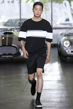 general idea spring summer 2014 collection 005 5 Winning Mens Trends from New York Fashion Week Spring/Summer 2014