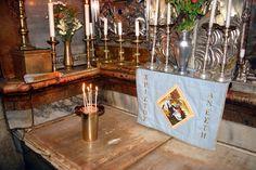 Burial bench of Jesus