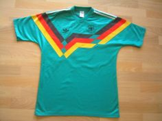 Alemania 1990-91 adidas Away