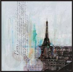 23688282a8c3 LARGE CITY SCRAPE PICTURE BY DECORVILLA Stretched Canvas Prints