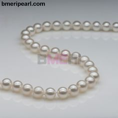 mother of pearl pendant necklace, 7mm cultured pearl necklace visit : http://www.bmeripearl.com