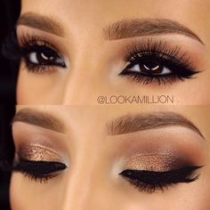 """Neutral eyes using the #Toofaced 'chocolate bar' palette  #lookamillion  Using... Eyes: #Toofaced 'chocolate bar' palette, 'white chocolate'…"""