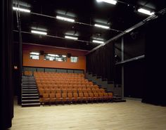 Brindley Arts Centre Black Box Theatre
