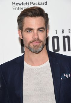- 'Star Trek Beyond' New York Screening - 025 Star Trek Beyond, Chris Pine, Hello Gorgeous, Gentleman, Have Fun, Archive, New York, Hollywood, Actors