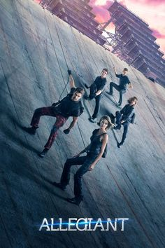 The Divergent Series: Allegiant Release: 18 March 2016 Director: Robert Schwentke Cast: Shailene Woodley Theo James Naomi Watts Miles Teller Ansel Elgort Companies: Summit Entertainment Genre : Adventure, Action Die Bestimmung Allegiant, Allegiant Movie, Divergent Movie Poster, Insurgent Quotes, Shailene Woodley, Great Movies, New Movies, Movies Online, Movies Free