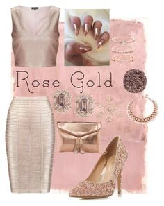 """""""Untitled #162"""" by bella-rene ❤ liked on Polyvore featuring Rothko, Illamasqua, Miss Selfridge, Head Over Heels by Dune, Urban Expressions, John Lewis, Accessorize, Ellen Conde and Hervé Léger"""