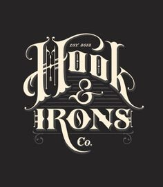 Typography by Tom Lane
