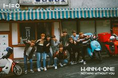 Wanna One Daily