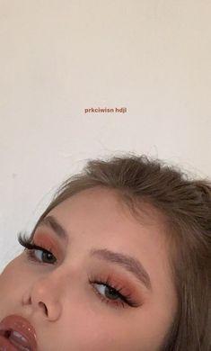 Edgy Makeup, Makeup Eye Looks, Cute Makeup, Makeup Goals, Pretty Makeup, Skin Makeup, Eyeshadow Makeup, Beauty Makeup, Grunge Makeup