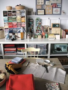 Great #craft room