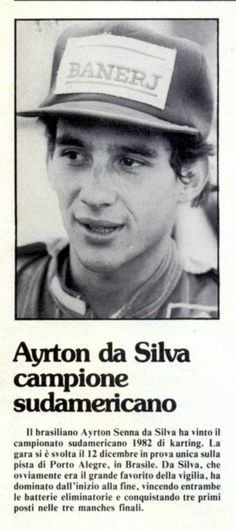 Ayrton Senna First Ladies, Fiction, Island 2, Car And Driver, Another World, Number One, His Eyes, Grand Prix, Race Cars