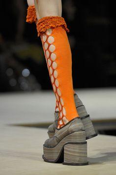 Vivienne Westwood Spring 2012 - Details