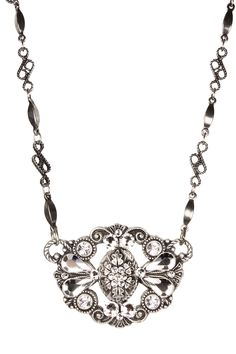 Necklace from our Fall 2013 Collection. Available at www.annekoplik.com. MADE WITH SWAROVSKI ELEMENTS.