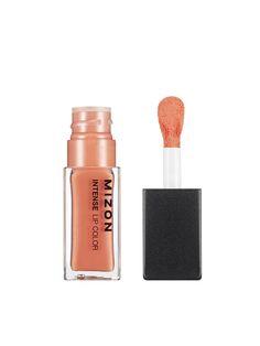 Tips de cosmética coreana. Mizon. Brillo labial para la temporada Otoño-Invierno.  Color Coral