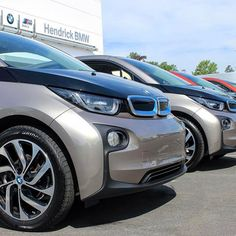 #TBT Almost 3 years ago when we had our 1st i3 Event ⚡️ #electric #electriccar #gogreen #fuelefficient #bmwelectric #bmwelectriccar #i3 #bmwi3 #bmwi #hendrick #hendrickbmw #hendrickcars #hendrickteam #bmw #bmwusa #bimmer #bimmerusa #bmwcars #cars #luxurycars