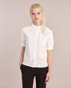 White Frida Shirt