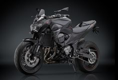 My next bike!!* Kawasaki Z800 decked out with Rizoma accessories. (*When I can afford it!)