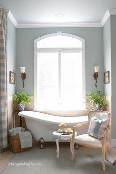 An Estate Sale Find – Master Bathroom