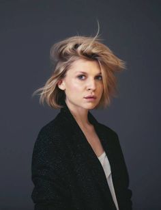 49 Trendy style icons women french girls clemence poesy in 2020 Hairstyle Look, Messy Hairstyles, Wedding Hairstyles, Clemence Poesy, French Beauty, French Girls, Gorgeous Hair, Textured Hair, New Hair