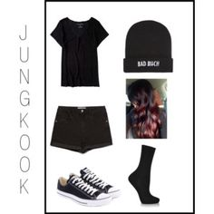 Jungkook's Ideal Type